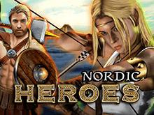 Автомат Nordic Heroes с ролевым сценарием от IGT Slots