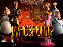 Играть в виртуальном слоте WhoSpunIt от Betsoft